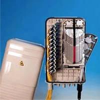 Универсальный оконечный настенный бокс FIST -GB2, Tyco Electronics
