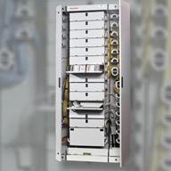 FIST - GR2 Кросс оптический для пассивного оборудования, ETSI, глубина - 300 мм, Tyco Electronics