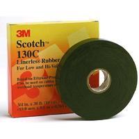 Scotch®  130C, самослип. резиновая изоляционная лента, 3М