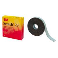 Scotch® 23, самослип. резиновая изоляционная лента  в инд. уп., 3М