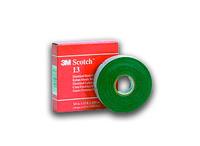 Scotch®  13, самослип. полупроводящая резиновая лента, 3М