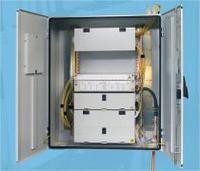 """FIST-WR2 - Кросс оптический настенный для пассивного оборудования , ETSI или 19"""", глубина - 365 мм, Tyco Electronics"""