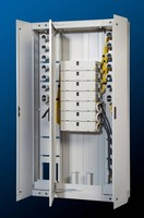 FIST-GR3 - кросс оптический для пассивного оборудования, ETSI, глубина - 300 мм, Tyco Electronics
